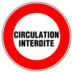 Circulation réglementée